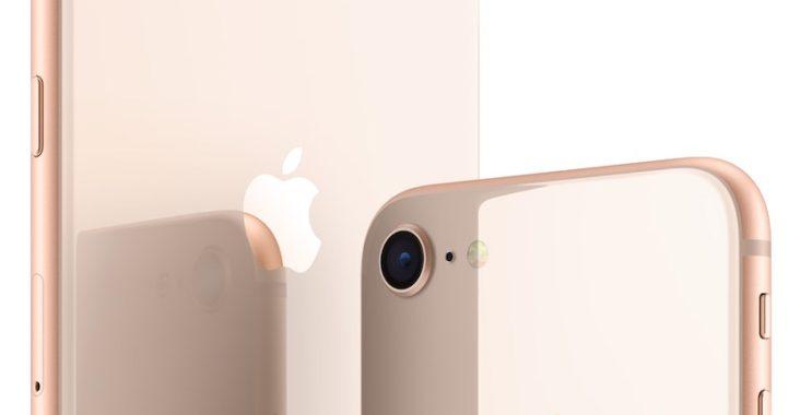 iphone 8 guld